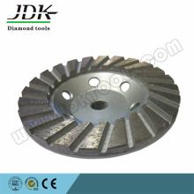 Dcw-4 Diamant-Cup-Rad für Granit-Schleifen