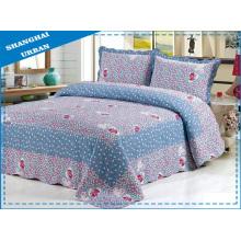3 PCS Cotton Bed Spread & Quilt