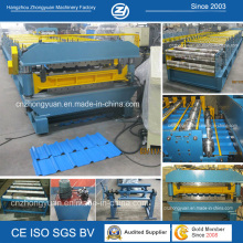 Zwei Profile Double Layer Cold Roll Forming Machine mit ISO