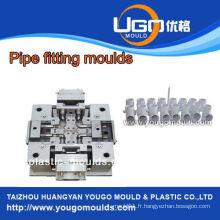 Fournisseur de moules en plastique pour le moule en caoutchouc en plastique de taille standard en taizhou Chine