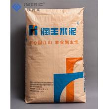 Sac d'emballage de ciment