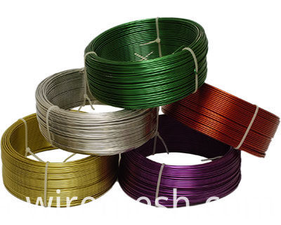 12 gauge PVC coated wire for hanger (2)