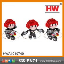 3IN1 193PCS Funny Bricks