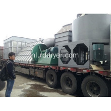 Bentonite Rotary Flash Dryer / Flash-droogmachine