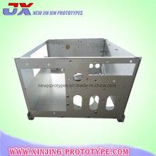 Maßgeschneiderte CNC Teile Aluminium/Stahl-Blech Stanzen
