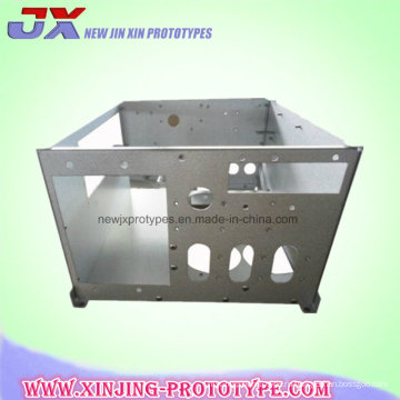 Заказной CNC штамповки частей листовой алюминий/сталь
