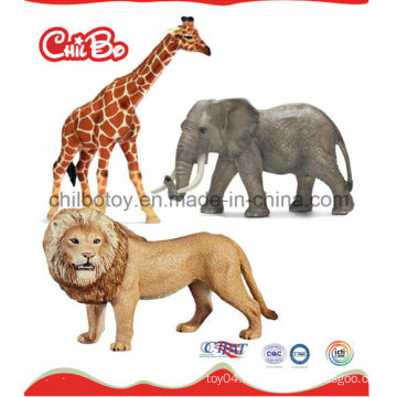 Animal Plastic High Quality Figure Toys (CB-PM022-S)