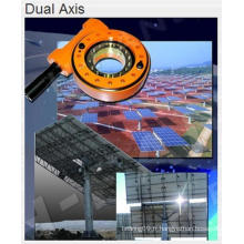 Entraînements d'orientation utilisés pour le système de suivi solaire / solaire