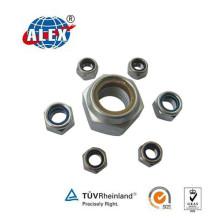 Precio de Fabricación China Nylon Lock Nut