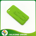 NEW Silicone Phone Case with Card Wallet