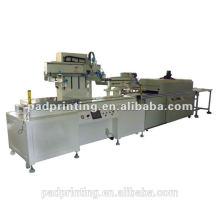 HS-700PME Elétrica run-mesa automática tela impressão linha de produção