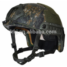 light weight kevlar PASGT MICH military tactical level 4 bulletproof helmet