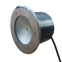 Outdooor Ground IP67 10W RGB White LED Underground for Garden/Plaza/Courtyard/Lawn
