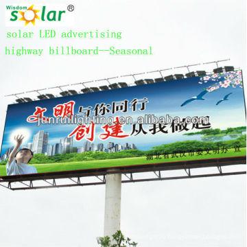 Новый Совет CE солнечной привело наружной рекламы, освещение проекта освещения system(JR-960)