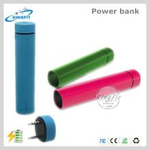 Батарея Power Bank 4000mAh портативный динамик для рекламных