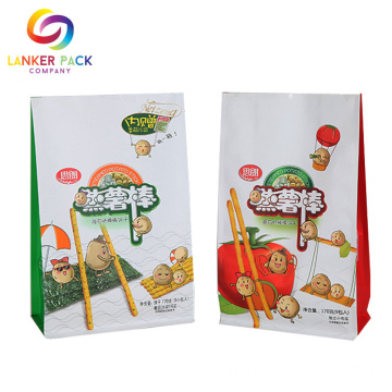 ECO Frendly Nuts Standing Custom Plastic Bags