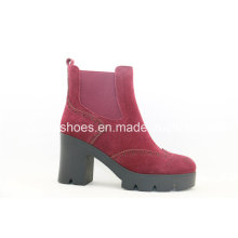 New Arrival Simple Design Ladies Boots