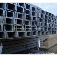 Hochwertige Baustahlkanal Eisen für Bau