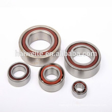 7301 series single row angular contact ball bearings for slot car motor