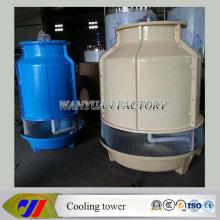 Open FRP Cross-Flow Water Cooling Tower