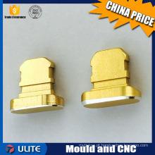 Máquina de fresagem CNC Mini Metal de alta precisão em peças de automóvel