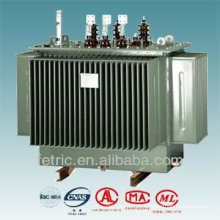 Three phase oil immersed power transformer 33kv