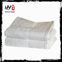 Promotionnel 5 étoiles 100% coton hôtel serviettes, serviettes de bain hôtel, bon prix hôtel whitetowel