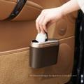 Small Car Use Plastic Dust Bin