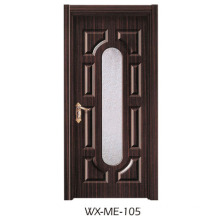 Low Price Excellent Quality Hotsale Melamine Door (WX-ME-105)