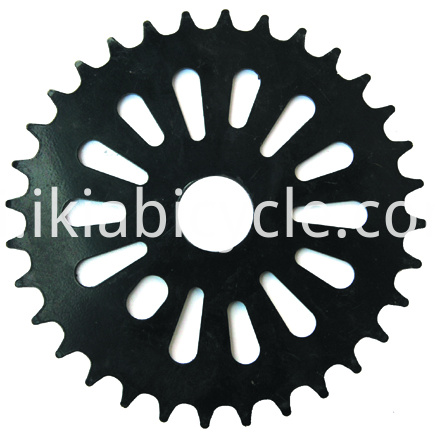 Chainwheel and Crank