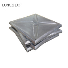 Tangki Air Panas Tekanan Galvanized Tekan Dail Hot Dipped