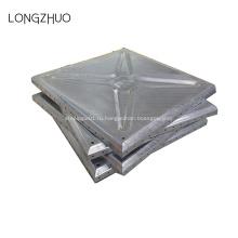 1220-миллиметровая горячая оцинкованная стальная панель цистерны с водой