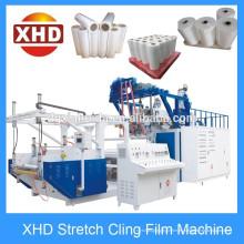 Xinhuida LLDPE estirar la película de estiramiento de la máquina en Dongguan