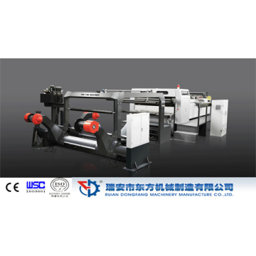 Paper Cross Cutting Machine with Italy Air Brake