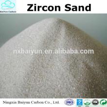 Preis von hochreinem Zirkon Sand