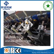 Máquina de formação de rolo frio com seção personalizada