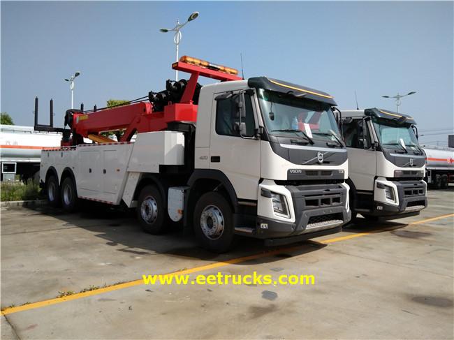 VOLVO Heavy Duty Truck Cranes