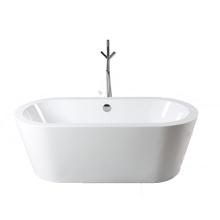Bañera de hidromasaje independiente de acrílico con CE