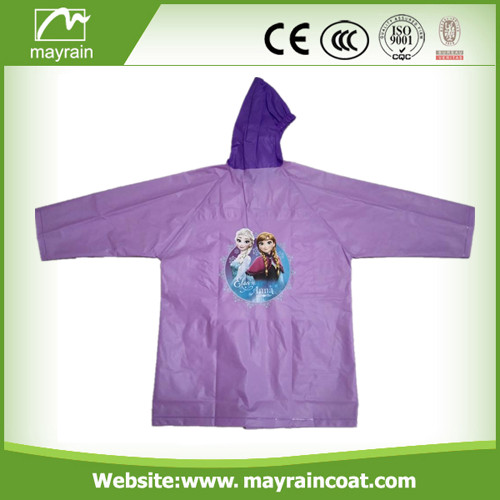 PVC Raincoat for Boys
