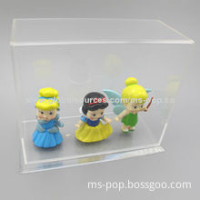 Acrylic display holder, premium, good for every place to do display