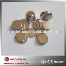 N35 Strong Power Neodymium Magnet With Nickel Coating