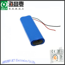 7.4V 5200mAh Cylindrical Lithium Li-ion Battery Pack