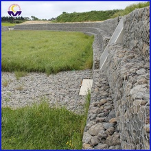Galfan Gabion Box For Soil Retention