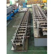 Mecanismo automático completo de YTSING-YD-0456 del marco de puerta que forma la maquinaria