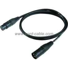 DMD Series F XLR to M XLR Microphone Cable