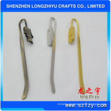 Marcador de cobre antigo do metal 3D para a promoção feita em China