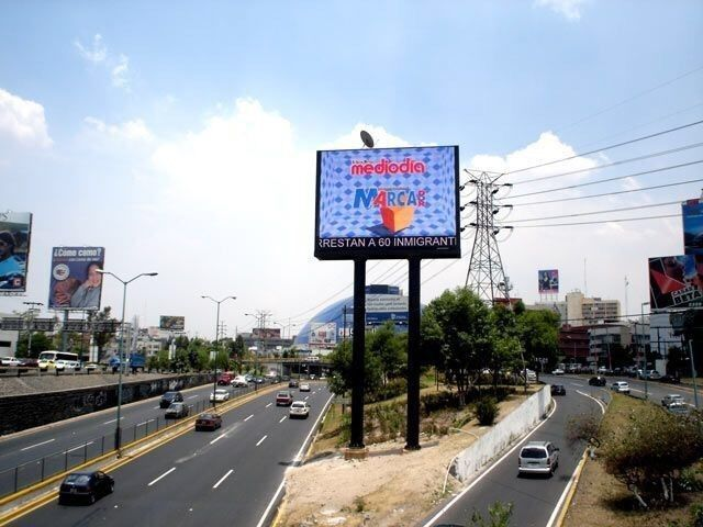 P3.2 Outdoor Fixed LED Display