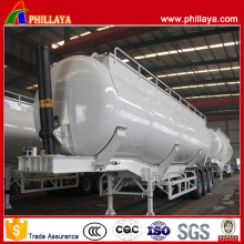New Design Back Dumping Type Tri-Axle Bulk Cement Trailers