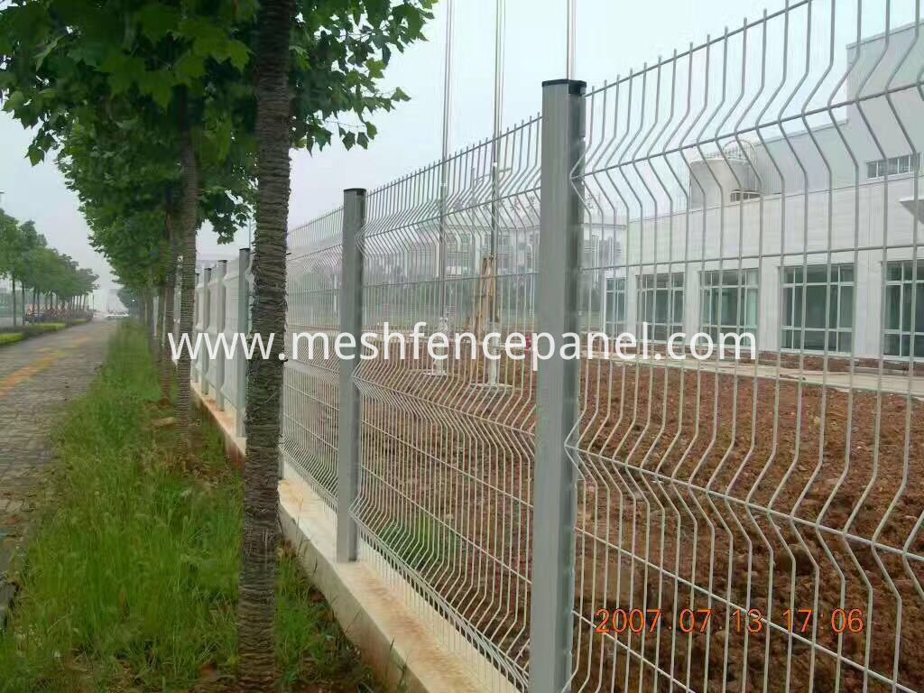 4mm Panel Fencing