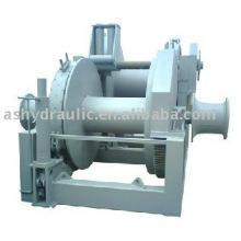 Treuil de remorquage hydraulique 40 t